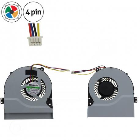 13NB0331P11111 Ventilátor pro notebook - metalic / plastic + zprostředkování servisu v ČR