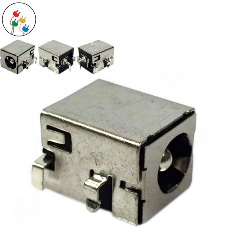 Asus X53SM Napájecí konektor - dc jack pro notebook - bez připojovacího kabelu kov + zprostředkování servisu v ČR