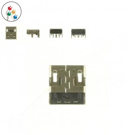 Asus X205TA Napájecí konektor pro notebook - bez připojovacího kabelu kov + zprostředkování servisu v ČR