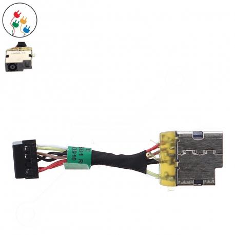 HP 15-r005nc Napájecí konektor - dc jack pro notebook - délka 5 cm s připojovacím kabelem + zprostředkování servisu v ČR