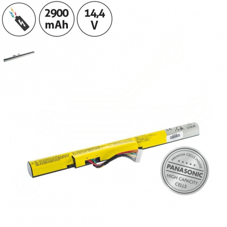 Lenovo IdeaPad Z400 Baterie pro notebook - 2900mAh + doprava zdarma + zprostředkování servisu v ČR