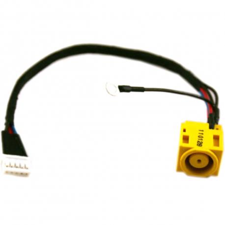 Lenovo SL300 ThinkPad Napájecí konektor pro notebook - 5 pinů s připojovacím kabelem plast + zprostředkování servisu v ČR