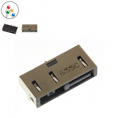 Lenovo ThinkPad Edge E440 Napájecí konektor - dc jack pro notebook - bez připojovacího kabelu + zprostředkování servisu v ČR