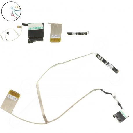 HP Pavilion G6-2000 Kabel na displej pro notebook - LCD + zprostředkování servisu v ČR