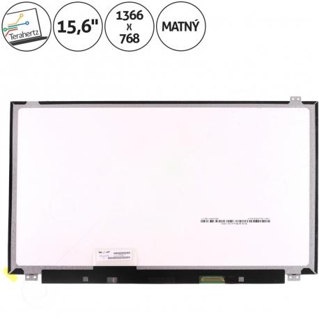 18200706 Displej pro notebook - 1366 x 768 HD 15,6 + doprava zdarma + zprostředkování servisu v ČR