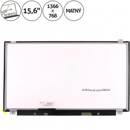 18200918 Displej pro notebook - 1366 x 768 HD 15,6 + doprava zdarma + zprostředkování servisu v ČR