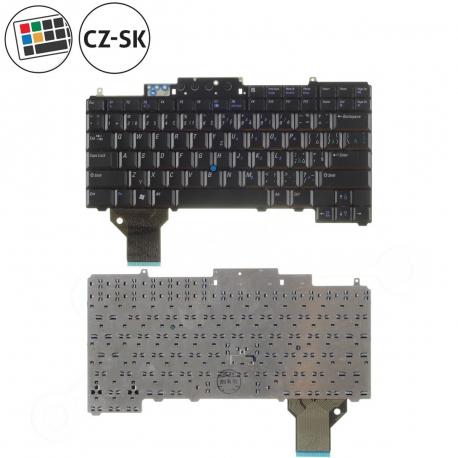 Dell Latitude D630 Klávesnice pro notebook - CZ / SK + doprava zdarma + zprostředkování servisu v ČR