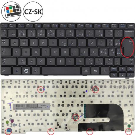Samsung NP-N145 Klávesnice pro notebook - CZ / SK + doprava zdarma + zprostředkování servisu v ČR
