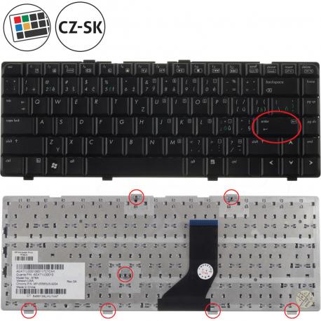 HP Pavilion dv6500 Klávesnice pro notebook - CZ / SK + doprava zdarma + zprostředkování servisu v ČR