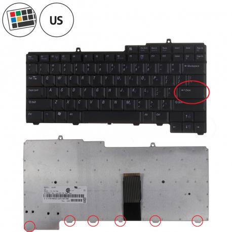 Dell Inspiron 6400 Klávesnice pro notebook - americká - US + zprostředkování servisu v ČR