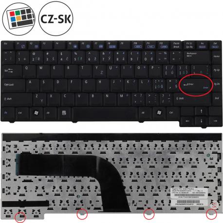 Asus A9RP Klávesnice pro notebook - CZ / SK + zprostředkování servisu v ČR
