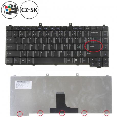 Acer Aspire 1410 Klávesnice pro notebook - CZ / SK + zprostředkování servisu v ČR