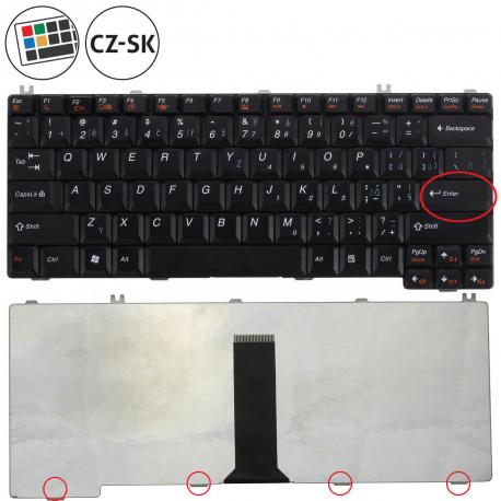 Lenovo G455 Klávesnice pro notebook - CZ / SK + zprostředkování servisu v ČR