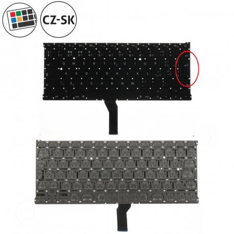 Apple MacBook Air 13 A1369 Klávesnice pro notebook - CZ / SK + doprava zdarma + zprostředkování servisu v ČR