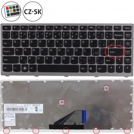 Lenovo IdeaPad U310 Klávesnice pro notebook - CZ / SK + doprava zdarma + zprostředkování servisu v ČR