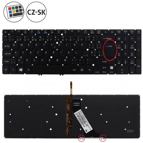 Acer Aspire V5-531 Klávesnice pro notebook - CZ / SK + zprostředkování servisu v ČR