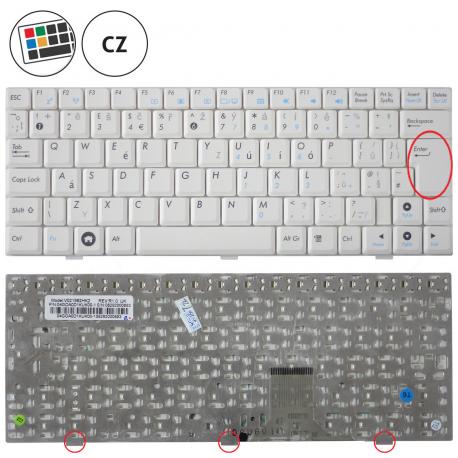 Asus Eee PC 1000H Klávesnice pro notebook - CZ + zprostředkování servisu v ČR