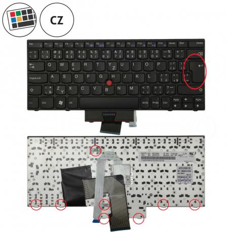 Lenovo ThinkPad X131e Klávesnice pro notebook - CZ + doprava zdarma + zprostředkování servisu v ČR
