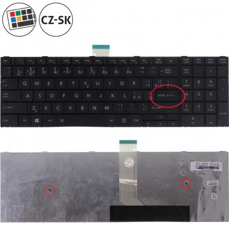 Toshiba Satellite C55-B Klávesnice pro notebook - CZ / SK + zprostředkování servisu v ČR