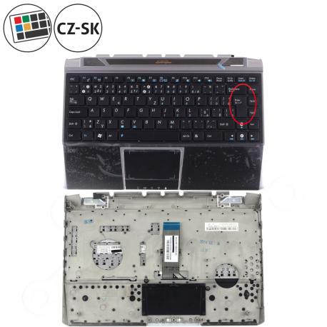 Asus Eee PC VX6 Klávesnice s palmrestem pro notebook + doprava zdarma + zprostředkování servisu v ČR