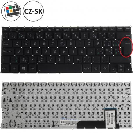 Asus VivoBook X202E Klávesnice pro notebook - CZ / SK + zprostředkování servisu v ČR