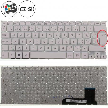 Asus X205TA Klávesnice pro notebook - CZ / SK + zprostředkování servisu v ČR
