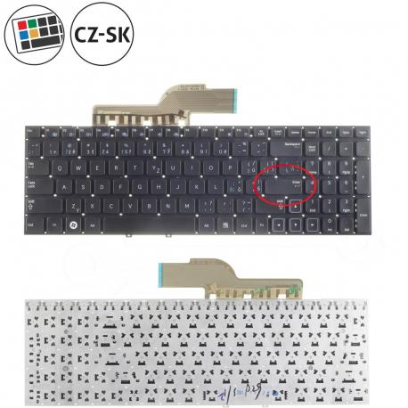 Samsung NP300E5A Klávesnice pro notebook - CZ / SK + zprostředkování servisu v ČR
