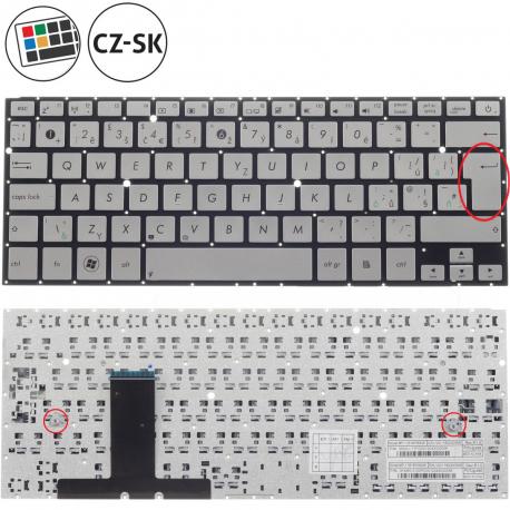 Asus ZenBook UX31LA Klávesnice pro notebook - CZ / SK + doprava zdarma + zprostředkování servisu v ČR