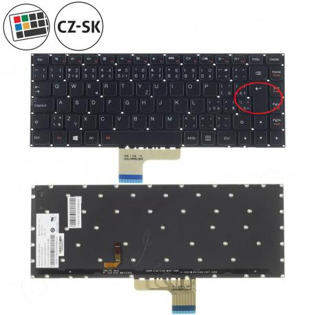 Lenovo IdeaPad U430p Klávesnice pro notebook - CZ / SK + doprava zdarma + zprostředkování servisu v ČR