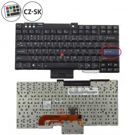 Lenovo ThinkPad T500 2241 Klávesnice pro notebook - CZ / SK + doprava zdarma + zprostředkování servisu v ČR