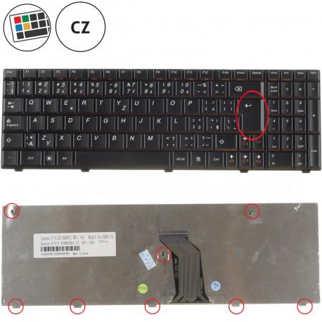 Lenovo G560 Klávesnice pro notebook - CZ + zprostředkování servisu v ČR