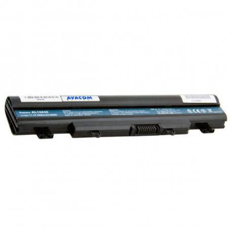 Acer Aspire E5-571 Baterie pro notebook - 5000mAh + doprava zdarma + zprostředkování servisu v ČR