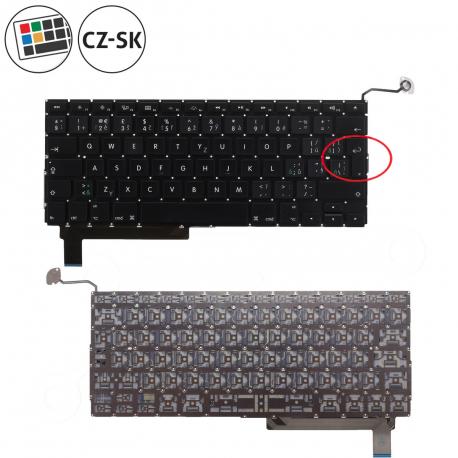 Apple MacBook Pro 15 A1286 Klávesnice pro notebook - CZ / SK + doprava zdarma + zprostředkování servisu v ČR
