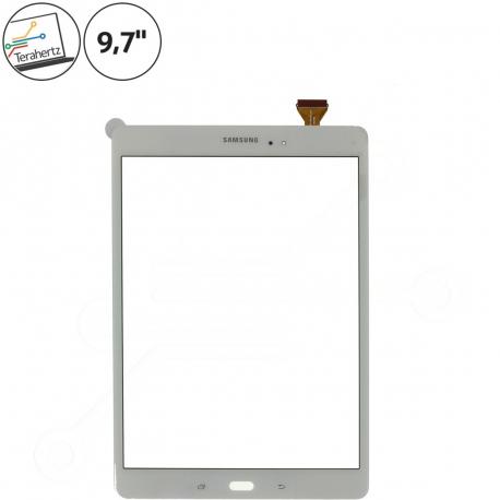 Samsung Galaxy Tab A 9.7 SM-T550 Dotykové sklo pro tablet - bílá bílá + doprava zdarma + zprostředkování servisu v ČR