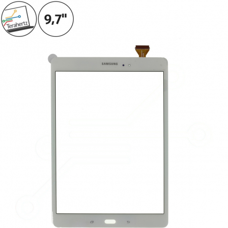 Samsung Galaxy Tab A 9.7 SM-T550 Dotykové sklo pro tablet - bílá bílá + zprostředkování servisu v ČR