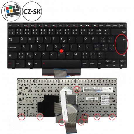 Lenovo ThinkPad Edge E420s Klávesnice pro notebook - CZ / SK + doprava zdarma + zprostředkování servisu v ČR