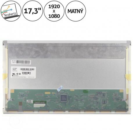 Asus G74SX Displej pro notebook - 1920 x 1080 Full HD 17,3 + doprava zdarma + zprostředkování servisu v ČR