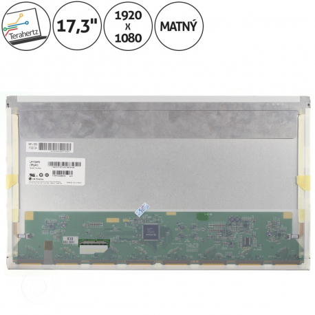 Dell Alienware M17X R3 Displej pro notebook - 1920 x 1080 Full HD 17,3 + doprava zdarma + zprostředkování servisu v ČR