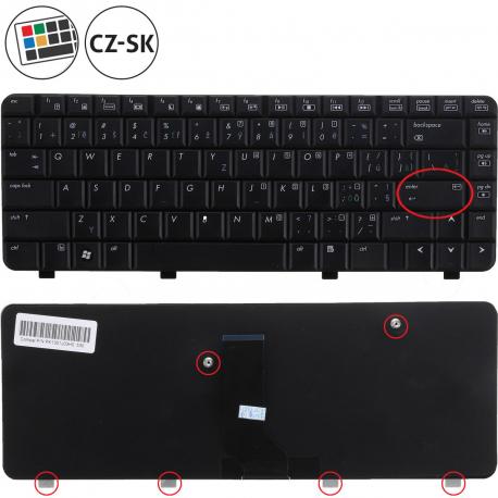 HP 530 Klávesnice pro notebook - CZ / SK + doprava zdarma + zprostředkování servisu v ČR