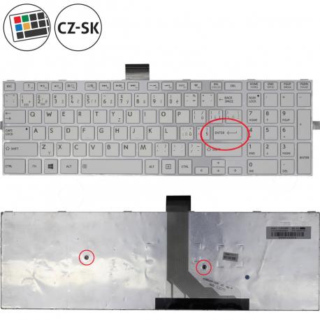 Toshiba Satellite C75 Klávesnice pro notebook - CZ / SK + doprava zdarma + zprostředkování servisu v ČR