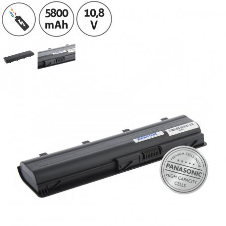 HP G62-a04ea Baterie pro notebook - 5800mAh 6 článků + doprava zdarma + zprostředkování servisu v ČR
