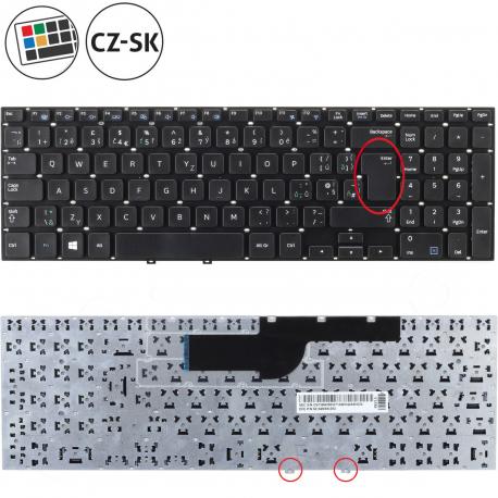 Samsung NP300E5E Klávesnice pro notebook - CZ / SK + zprostředkování servisu v ČR
