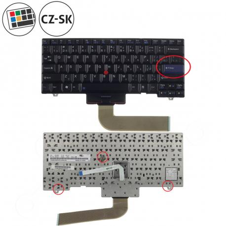 Lenovo ThinkPad SL510 Klávesnice pro notebook - CZ / SK + doprava zdarma + zprostředkování servisu v ČR