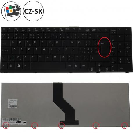 Medion Akoya P6611 Klávesnice pro notebook - CZ / SK + doprava zdarma + zprostředkování servisu v ČR