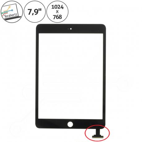 Apple iPad mini A1455 Dotykové sklo pro tablet - černá + zprostředkování servisu v ČR