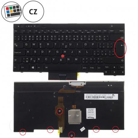 Lenovo ThinkPad X240 Klávesnice pro notebook - CZ + doprava zdarma + zprostředkování servisu v ČR