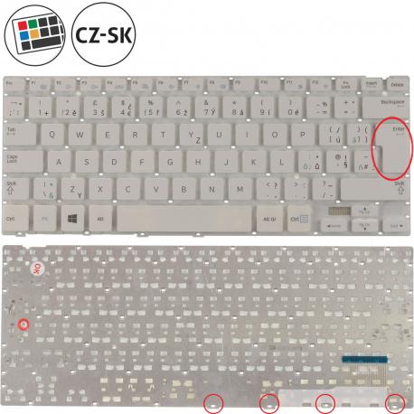 Samsung NP905S3G Klávesnice pro notebook - CZ / SK + doprava zdarma + zprostředkování servisu v ČR