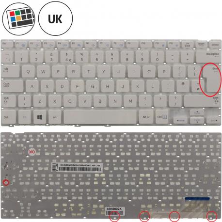 Samsung NP905S3G-K04CN Klávesnice pro notebook - anglická - UK + zprostředkování servisu v ČR