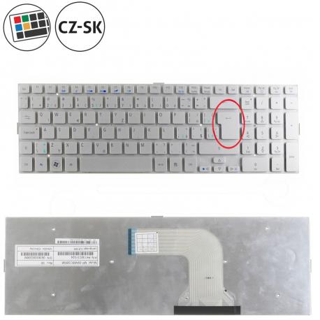 Acer Aspire 8943G Klávesnice pro notebook - CZ / SK + zprostředkování servisu v ČR