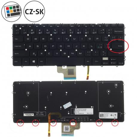 Dell XPS 15 9530 Klávesnice pro notebook - CZ / SK + doprava zdarma + zprostředkování servisu v ČR